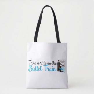 Bullet Whiskey Take A Ride Tote Bag