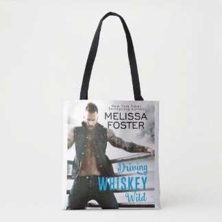 Bullet Whiskey Tote Bag