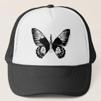 Bullet with Butterfly Wings Trucker Hat