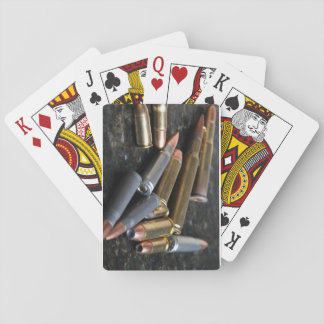 Bullets Playing Cards
