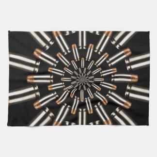 Bullets Tea Towel