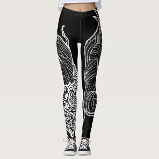 Bullfallo Leggings