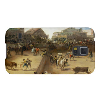 Bullfight in a Divided Ring Francisco José de Goya Cases For Galaxy S5