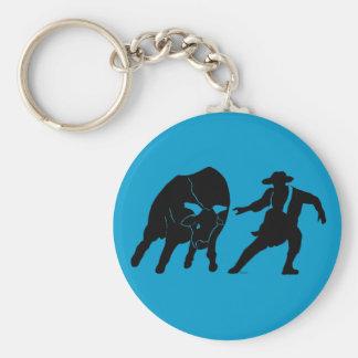 Bullfighter 100 key ring