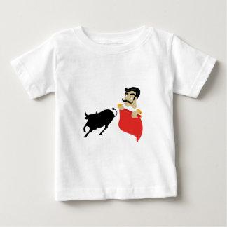 Bullfighter Baby T-Shirt