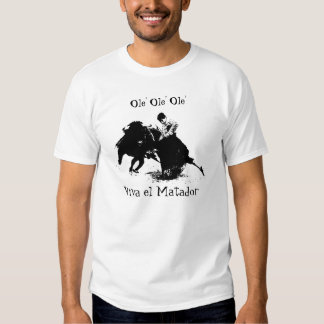 Bullfighter T-Shirt