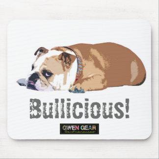Bullicious English Bulldog Mouse Pad