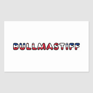bullma england United_Kingdom flag in name.pn Rectangular Sticker