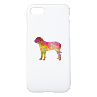 Bullma in watercolor.png iPhone 8/7 case