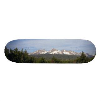 "BullmasterGardian ""Sawtooth Mountains"" Skate Board"