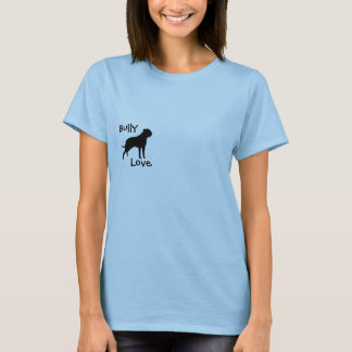 Bullmastiff Bully Love T-Shirt