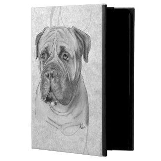 Bullmastiff iPad Air Case