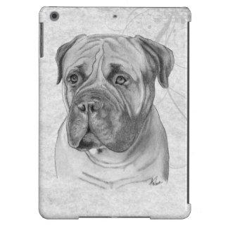 Bullmastiff iPad Air Cases