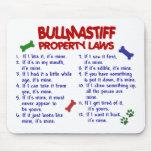 BULLMASTIFF Property Laws 2 Mouse Mats