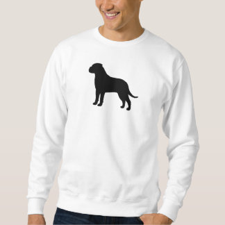 Bullmastiff Silhouette Sweatshirt