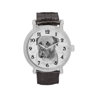 Bullmastiff Watches