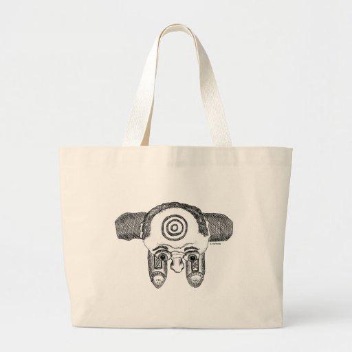 """""""Bulls Eye"""" Bags"""