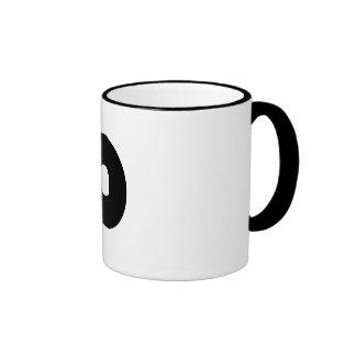 Bull's eye mugs