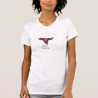 Bull's Toss Up T-shirt
