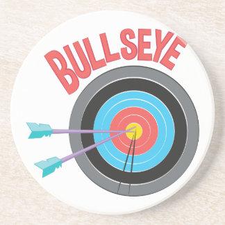 Bullseye Coaster