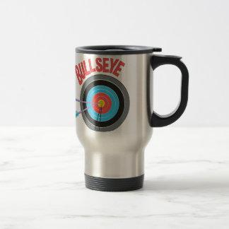 Bullseye Travel Mug