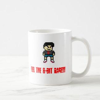 Bully 8-Bit Coffee Mug