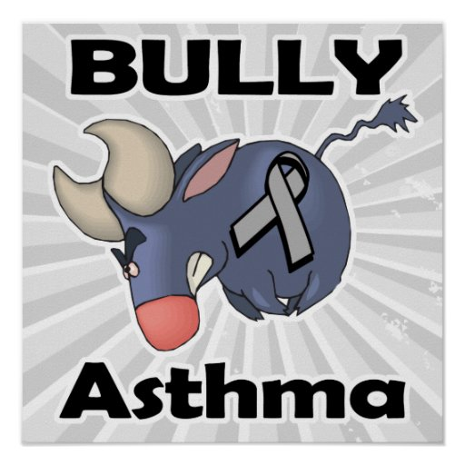 BULLy Asthma Poster