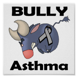 BULLy Asthma Print