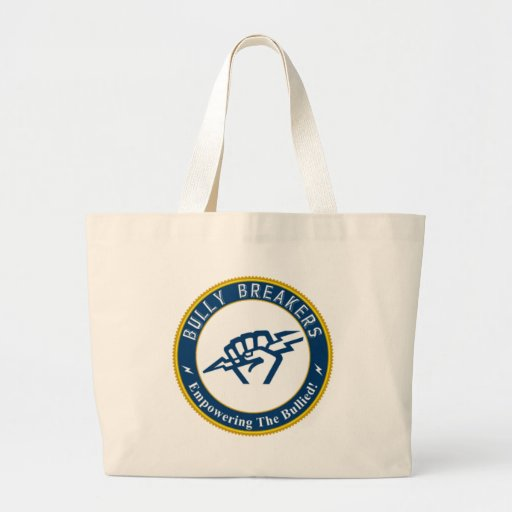 Bully Breaker Official Merchandise Tote Bags
