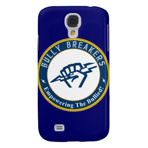 Bully Breaker Official Merchandise Samsung Galaxy S4 Cases