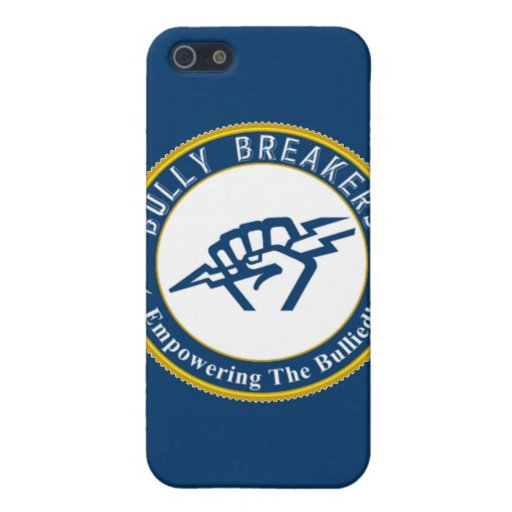Bully Breaker Official Merchandise Cover For iPhone 5
