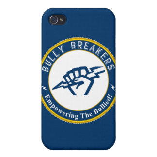 Bully Breaker Official Merchandise Covers For iPhone 4