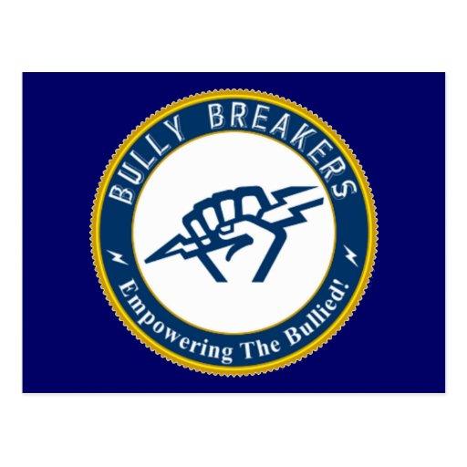 Bully Breaker Official Merchandise Post Card