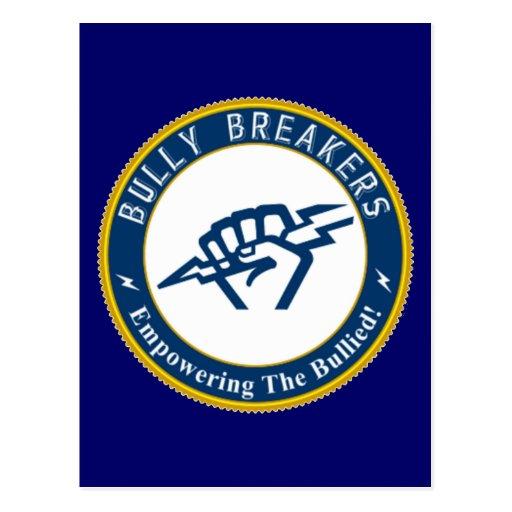 Bully Breaker Official Merchandise Postcard