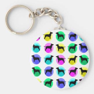 Bully Bubbles Multi Key Ring
