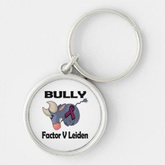 BULLy Factor V Leiden Key Chain