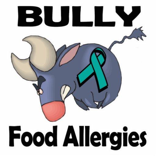 BULLy Food Allergies Photo Cutouts