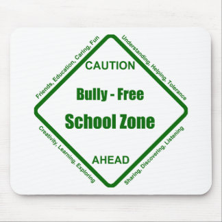 Bully - Free School Zone Mouse Pad