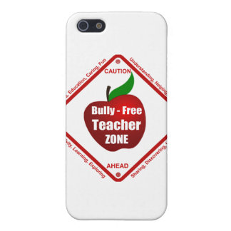 Bully - Free Teacher Zone iPhone 5 Cases