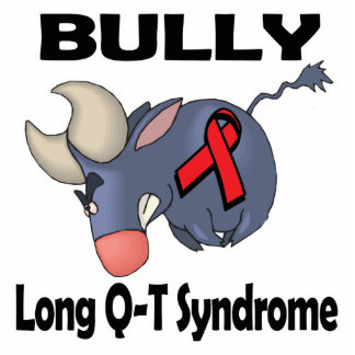 BULLy Long Q-T Syndrome Acrylic Cut Outs