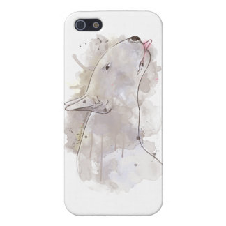 Bully-Up! Bull Terrier Dog Cover For iPhone 5/5S