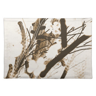bulrushes placemat