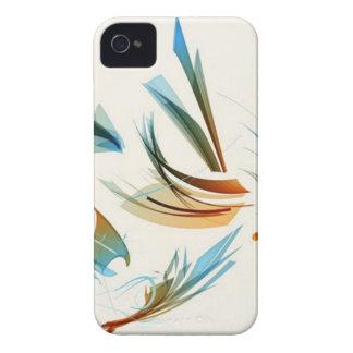 Bum Artefact Shapes design iPhone 4 Case