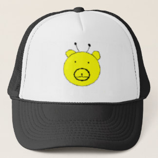 Bumble Bear Cap