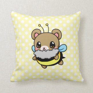 Bumble Bear Cushion