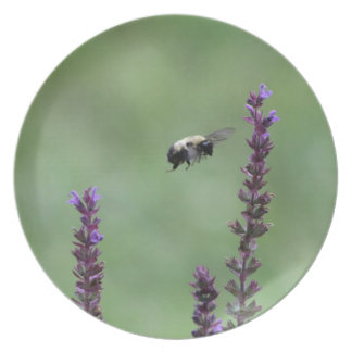 Bumble Bee accessories Party Plates
