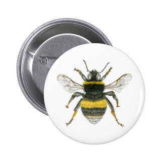 Bumble Bee Badge