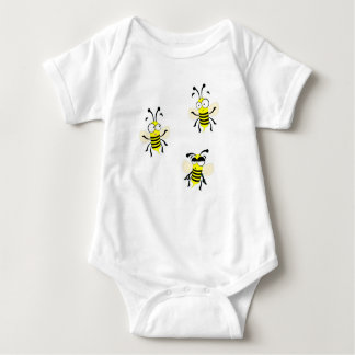 Bumble Bee Bodysuit for Baby
