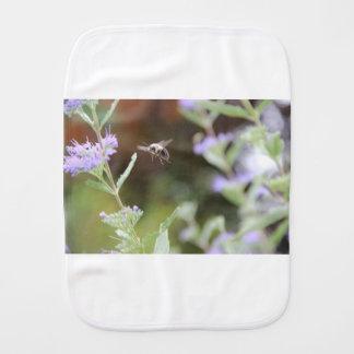Bumble Bee Burp Cloth