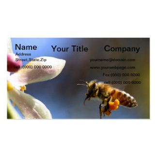 Bumble Bee Business card